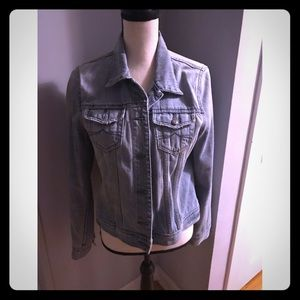 Old Navy Medium Wash Jean Jacket Medium